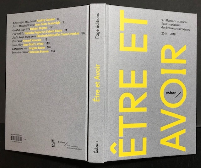 Être et Avoir, 2014 - 2018